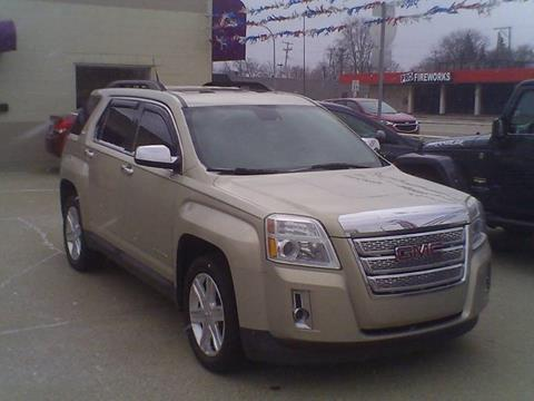 2012 GMC Terrain for sale in Center Line, MI