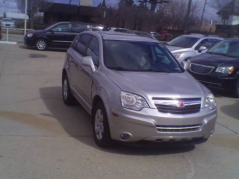 2008 Saturn Vue XR 4dr SUV - Center Line MI