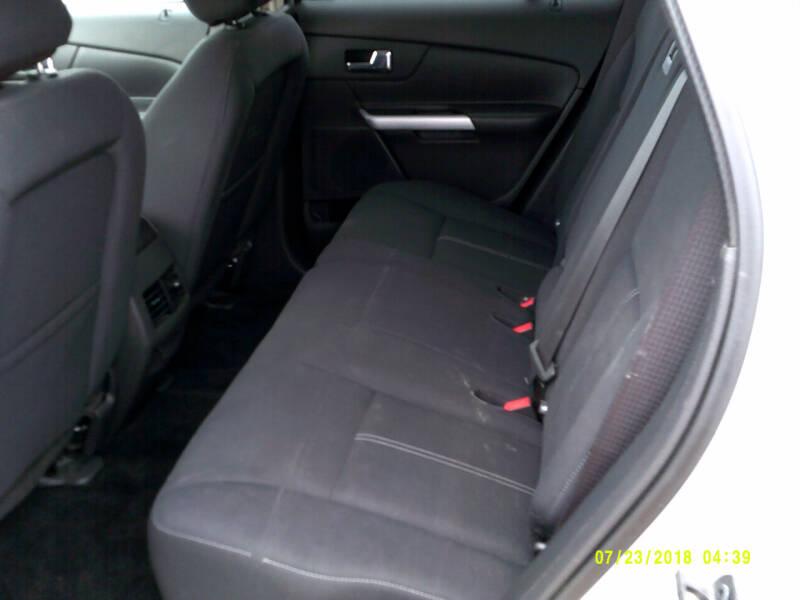 2013 Ford Edge AWD SE 4dr Crossover - Center Line MI