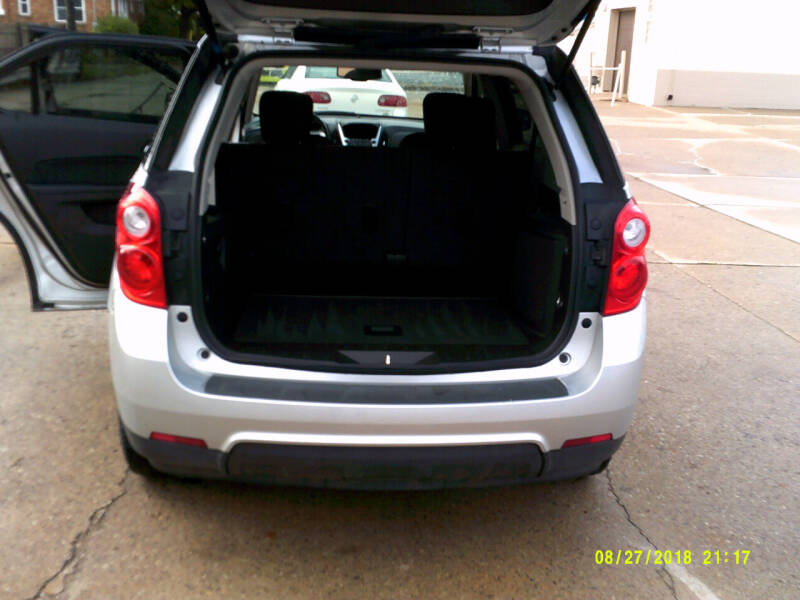 2013 Chevrolet Equinox LT 4dr SUV w/ 2LT - Center Line MI