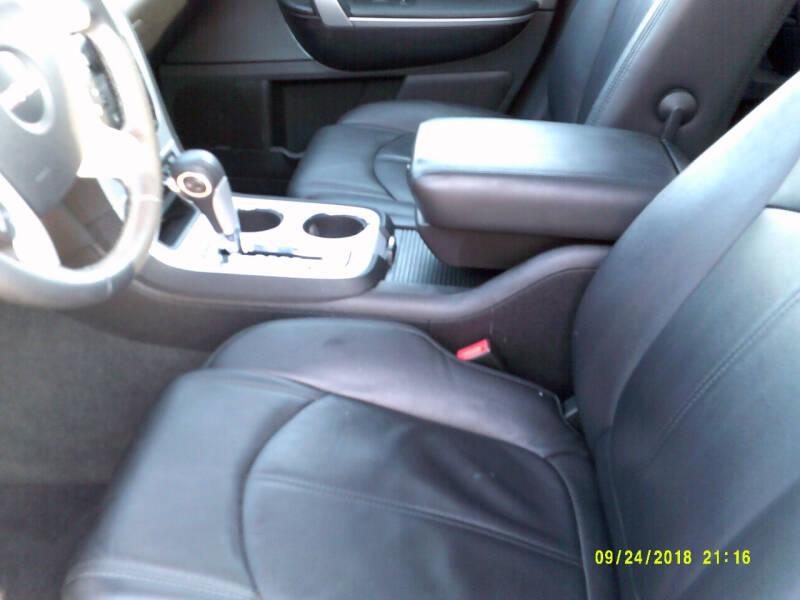 2012 GMC Acadia AWD SLT-1 4dr SUV - Center Line MI