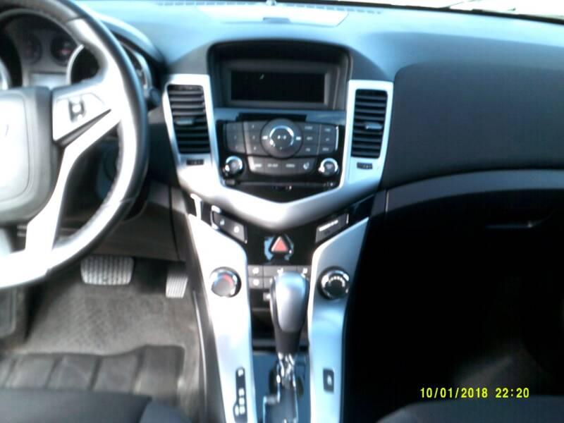 2014 Chevrolet Cruze 1LT Auto 4dr Sedan w/1SD - Center Line MI