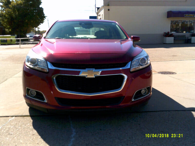 2014 Chevrolet Malibu LTZ 4dr Sedan w/1LZ - Center Line MI