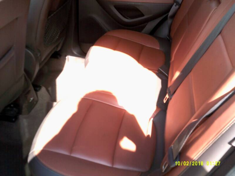 2013 Buick Encore Leather 4dr Crossover - Center Line MI