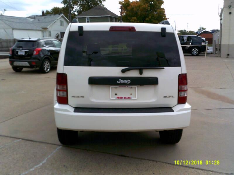 2008 Jeep Liberty 4x4 Sport 4dr SUV - Center Line MI