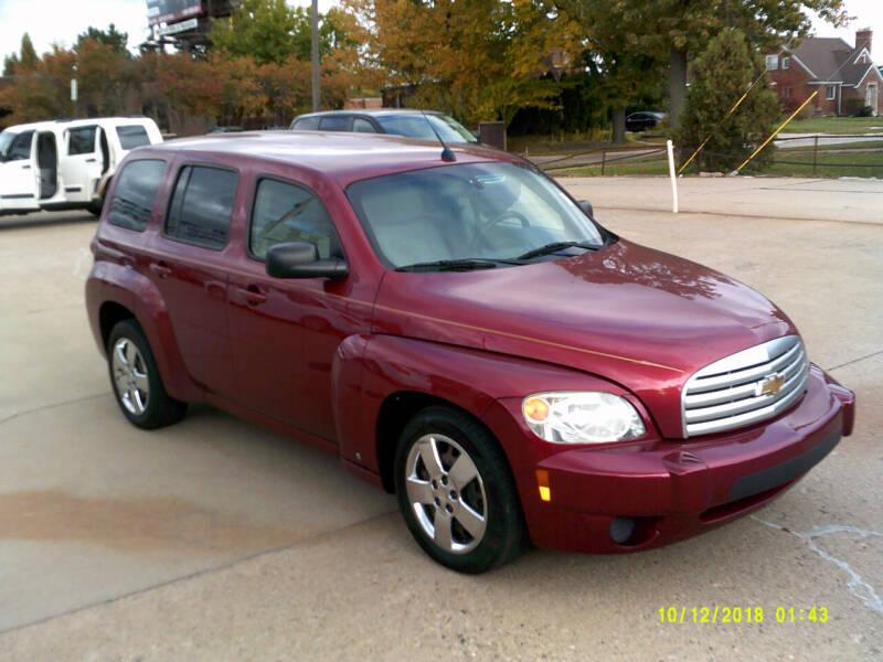 2009 Chevrolet HHR LS 4dr Wagon - Center Line MI