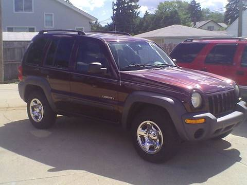 2004 Jeep Liberty for sale in Center Line, MI