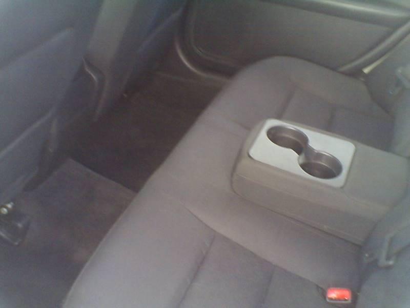 2010 Ford Fusion SE 4dr Sedan - Center Line MI