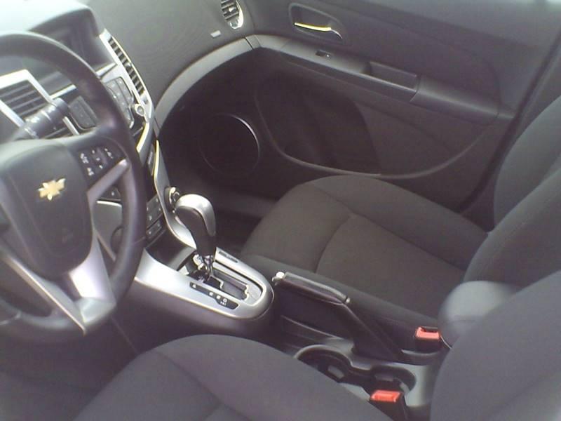 2011 Chevrolet Cruze LT 4dr Sedan w/1LT - Center Line MI