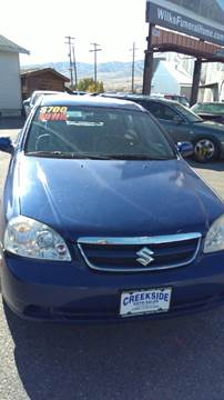 2008 Suzuki Forenza for sale in Pocatello, ID