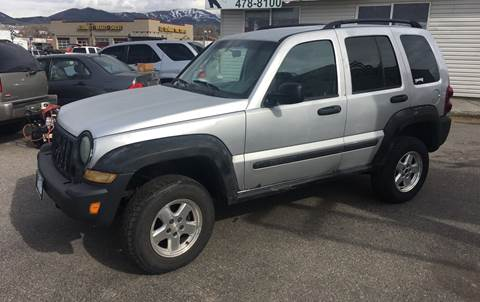 2005 Jeep Liberty for sale in Pocatello, ID