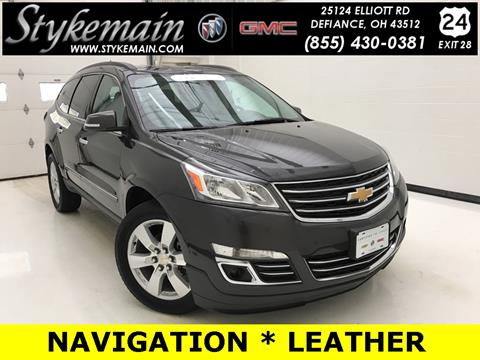2014 Chevrolet Traverse for sale in Defiance OH