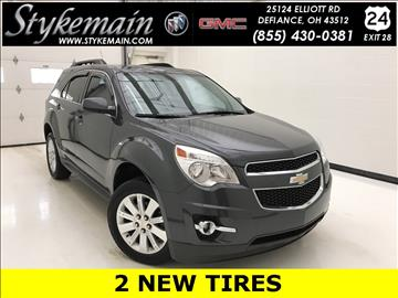 2010 Chevrolet Equinox for sale in Defiance, OH
