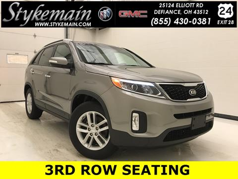 2014 Kia Sorento for sale in Defiance OH