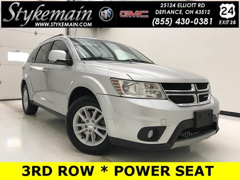 2013 Dodge Journey for sale in Defiance OH
