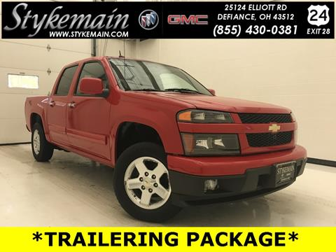 2011 Chevrolet Colorado for sale in Defiance OH