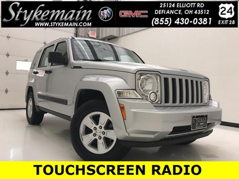 2011 Jeep Liberty for sale in Defiance OH