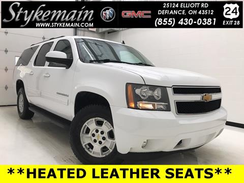 2012 Chevrolet Suburban for sale in Defiance, OH