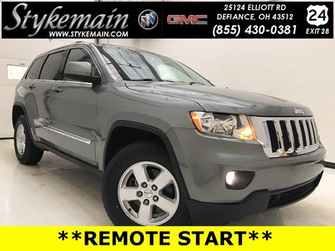 2011 Jeep Grand Cherokee for sale in Defiance, OH