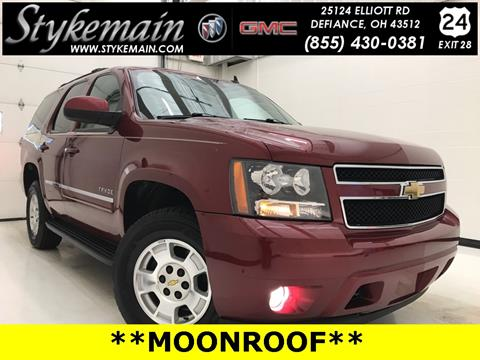 2010 Chevrolet Tahoe for sale in Defiance OH