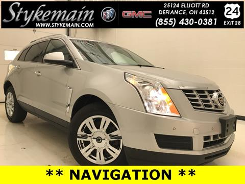 2013 Cadillac SRX for sale in Defiance, OH