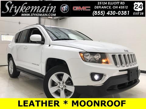 2015 Jeep Compass for sale in Defiance OH