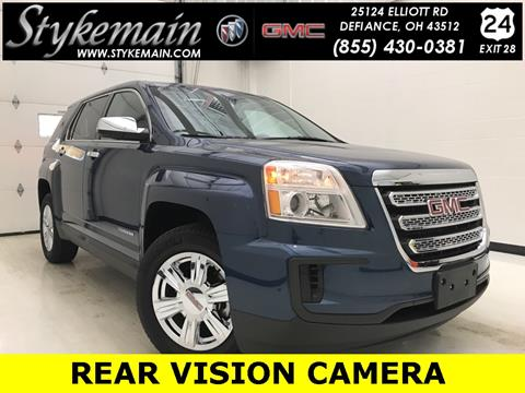 2016 GMC Terrain for sale in Defiance, OH