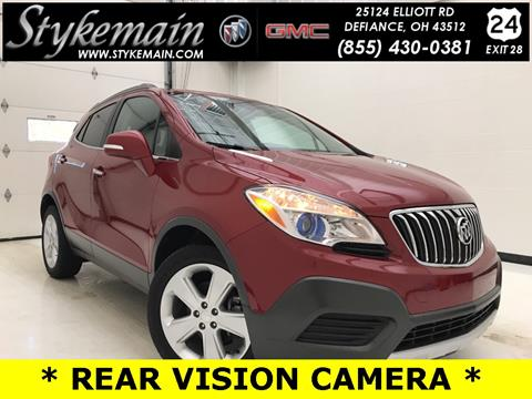 2015 Buick Encore for sale in Defiance, OH