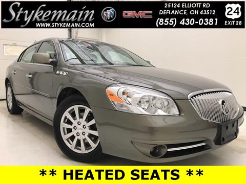 2010 Buick Lucerne for sale in Defiance OH