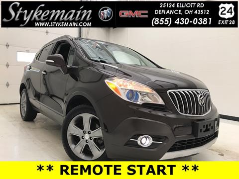 2014 Buick Encore for sale in Defiance OH