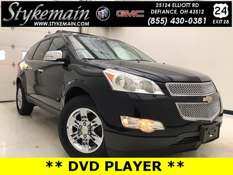 2010 Chevrolet Traverse for sale in Defiance OH