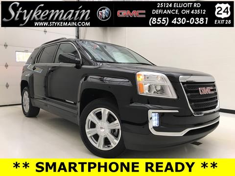 2017 GMC Terrain for sale in Defiance, OH
