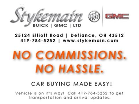 2016 Buick Verano for sale in Defiance, OH