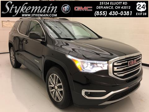 2017 GMC Acadia for sale in Defiance, OH