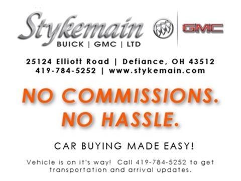 2016 GMC Sierra 3500HD for sale in Defiance, OH