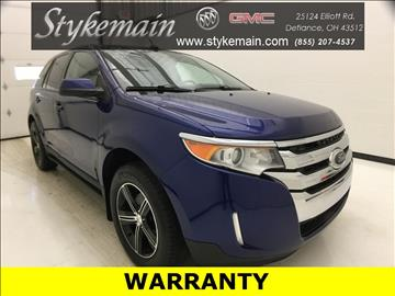 2013 Ford Edge for sale in Defiance, OH