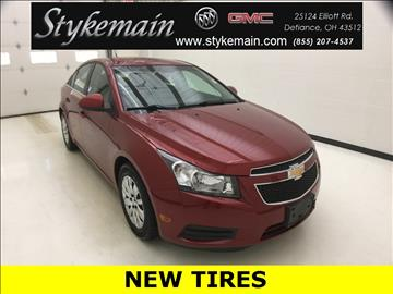 2011 Chevrolet Cruze for sale in Defiance, OH