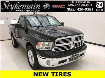 2014 RAM Ram Pickup 1500 for sale in Defiance, OH