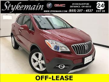 2016 Buick Encore for sale in Defiance, OH