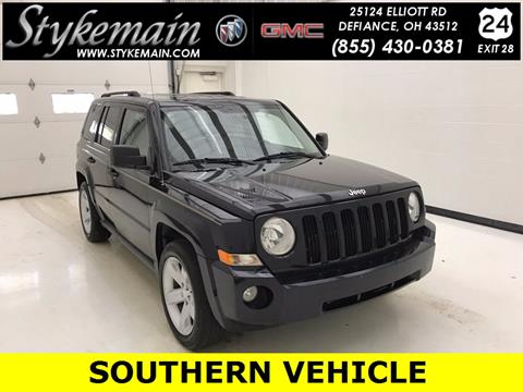 2010 Jeep Patriot for sale in Defiance OH