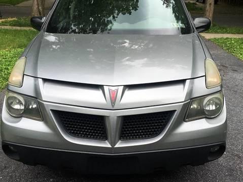 2003 Pontiac Aztek for sale in Allentown, PA