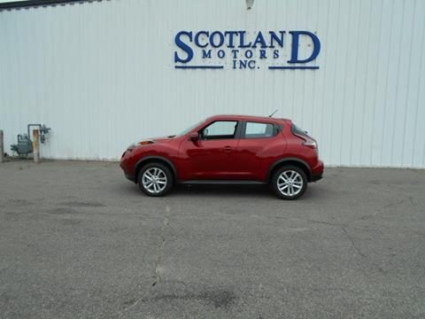 2017 Nissan JUKE for sale in Laurinburg, NC