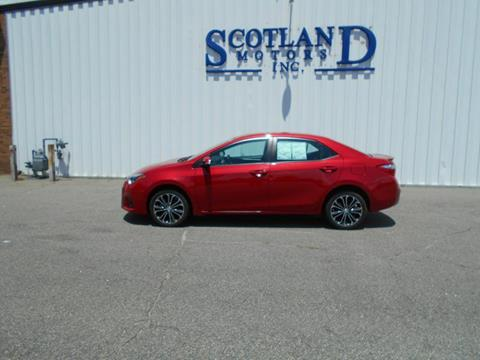2016 Toyota Corolla for sale in Laurinburg, NC
