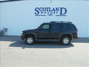 2005 Chevrolet Tahoe for sale in Laurinburg, NC