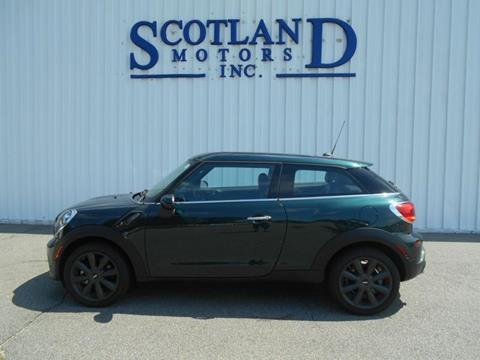 2013 MINI Paceman for sale in Laurinburg, NC