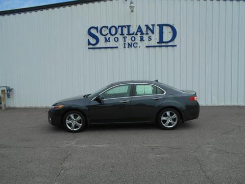 2012 Acura TSX for sale in Laurinburg, NC