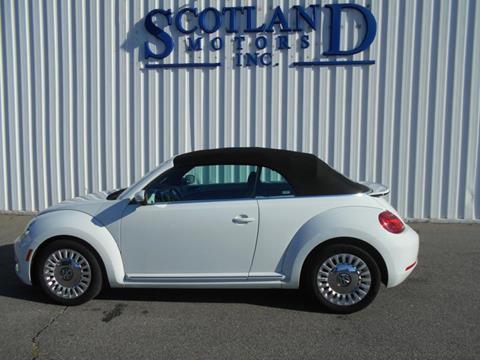 2016 Volkswagen Beetle for sale in Laurinburg, NC