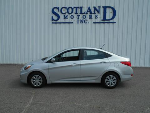 2017 Hyundai Accent for sale in Laurinburg, NC