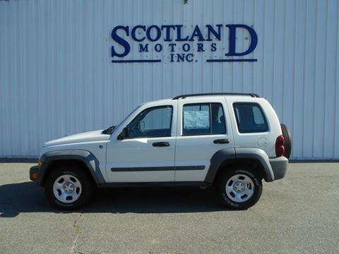 2007 Jeep Liberty for sale in Laurinburg, NC