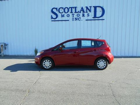 2016 Nissan Versa Note for sale in Laurinburg, NC